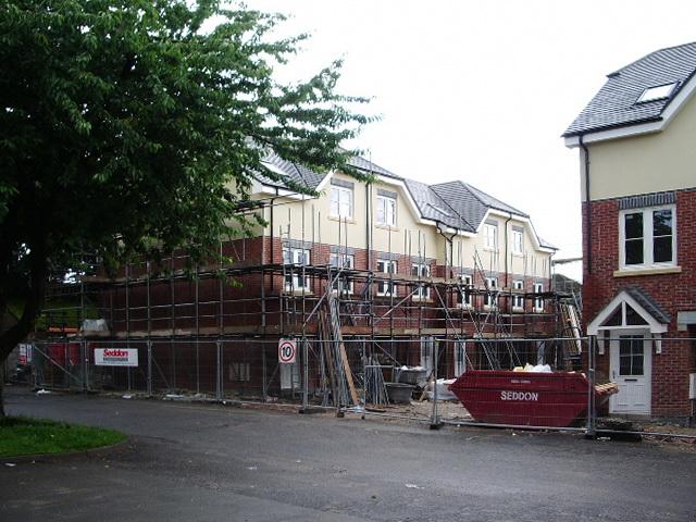 Eco houses, Prestwich