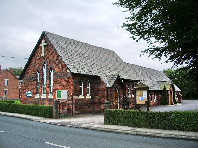 Midge Hall Methodist Church