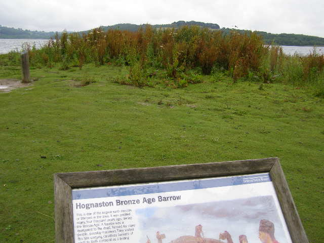 Hognaston Bronze Age Barrow