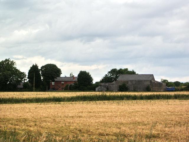 Wholesome Farm, New Longton