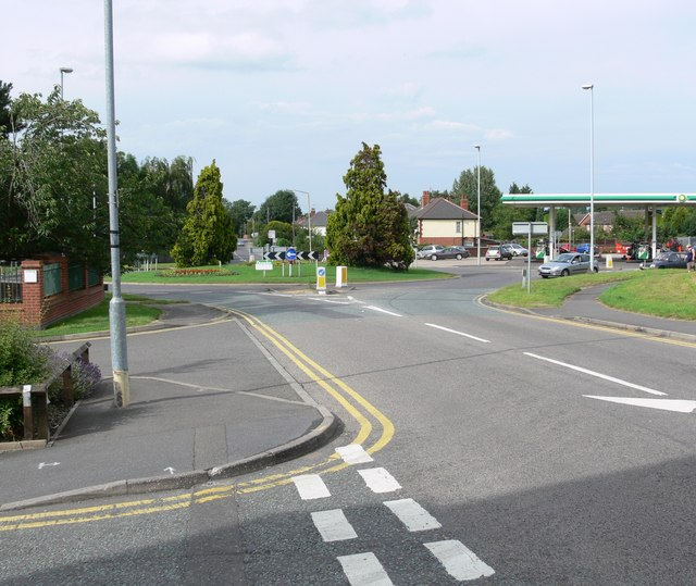 Syston roundabout