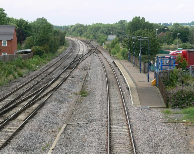 Syston Station