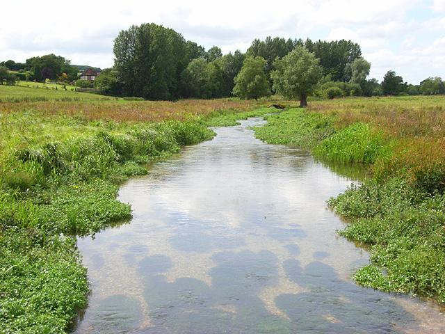 The River Lambourn