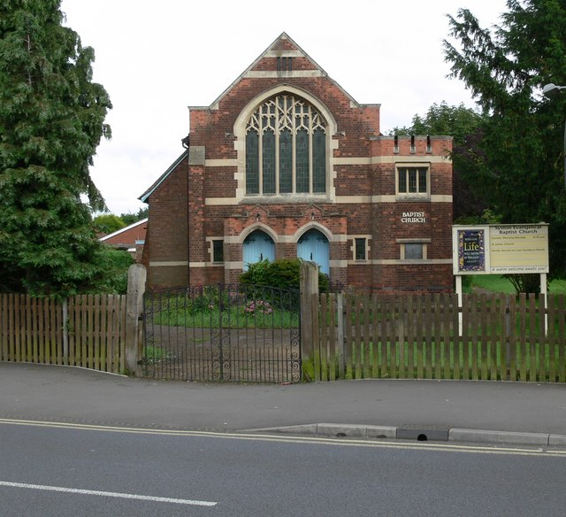 Syston Evangelical Baptist Church