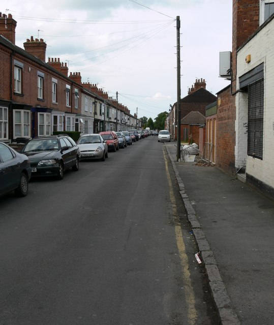 St Peters Street, Syston