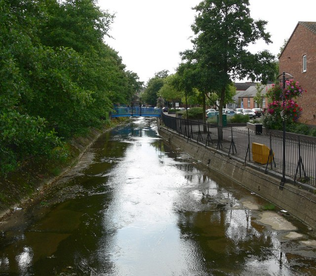 Barkby Brook, Syston
