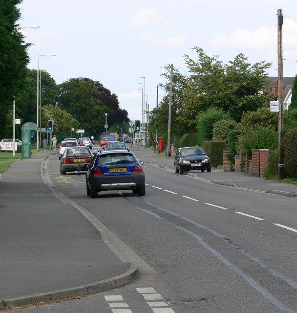 Melton Road, Syston