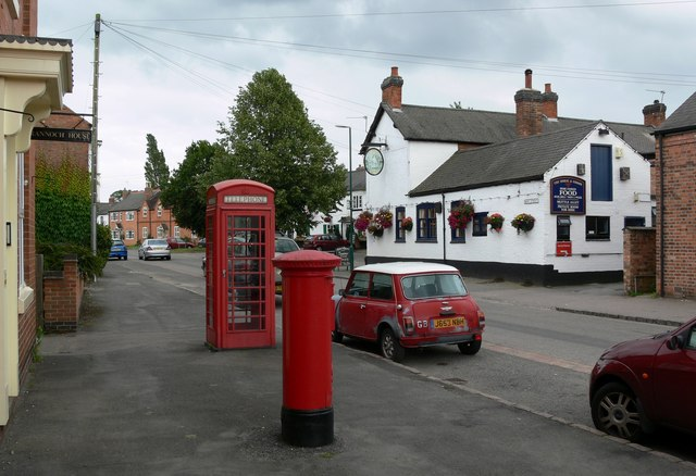 Main Street, Queniborough