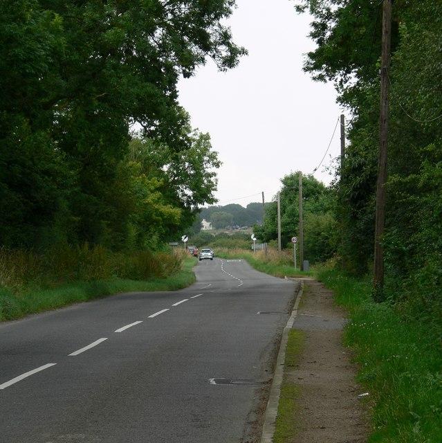 Croxton Road, Queniborough