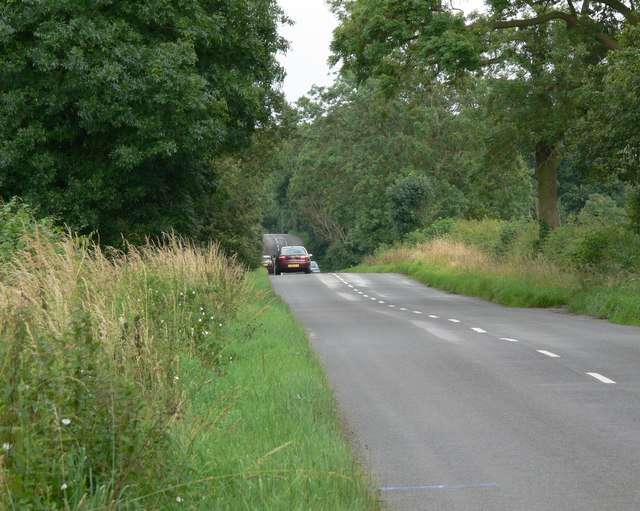 South Croxton Road, Leicestershire