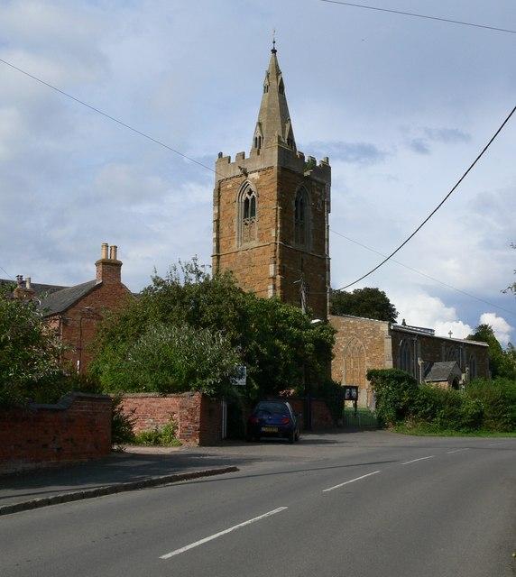 St. John The Baptist, South Croxton