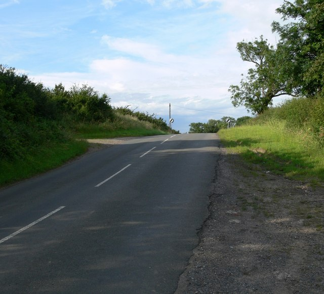 Leaving South Croxton