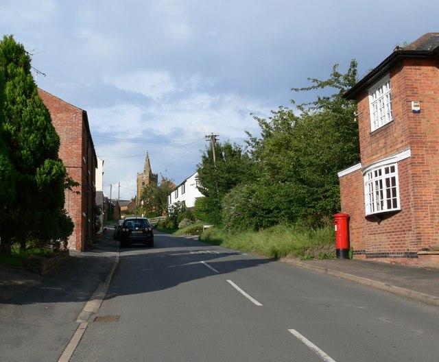 Main Street, South Croxton