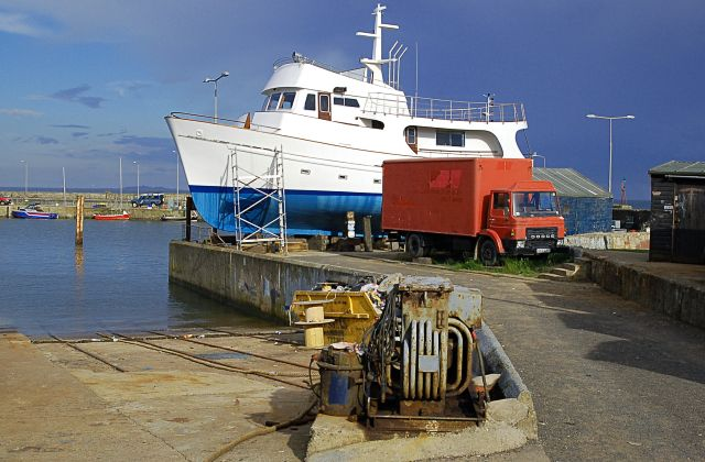 Harbour Slipway