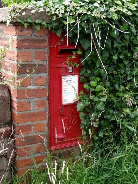 Postbox, Portencross