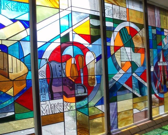 Stained Glass, Ninewells Hospital