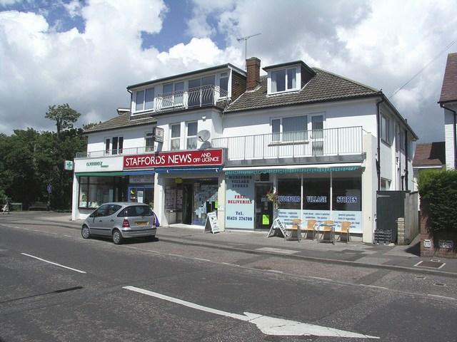 Local Shops at Mudeford