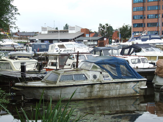 Brayford Pool Marina, Lincoln