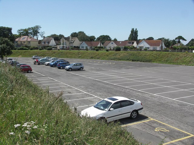 The Sunken Car Park