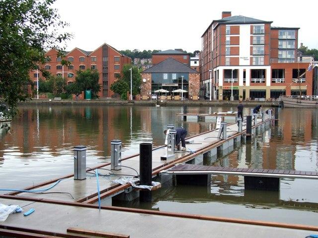 Brayford Pool Marina, Lincoln