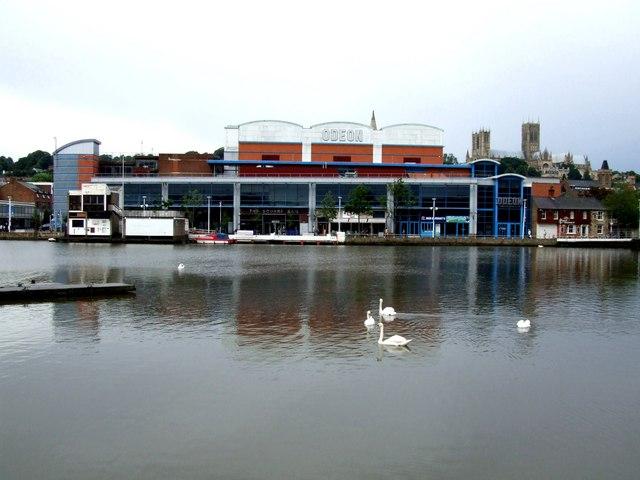 Brayford Pool, Lincoln
