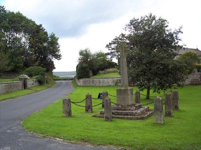War Memorial, Gillamoor