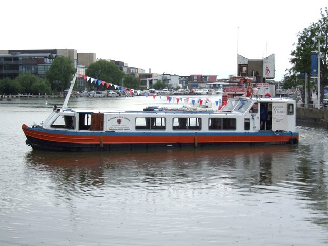 River Boat at Brayford Pool, Lincoln