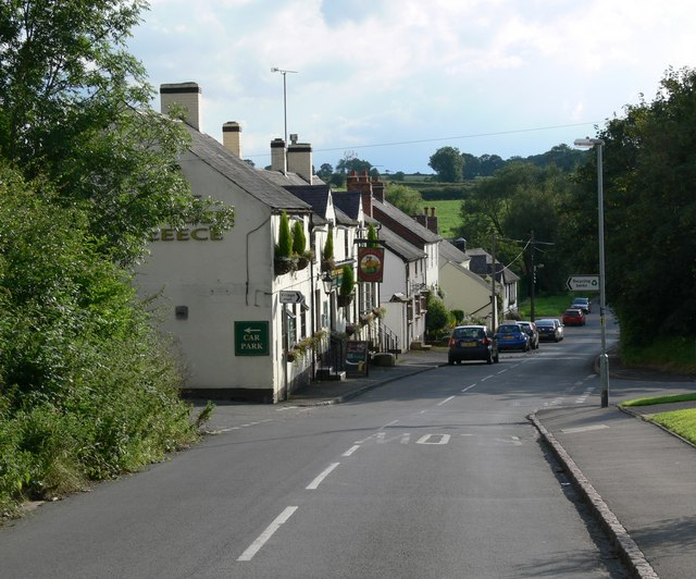 South Croxton, Main Street