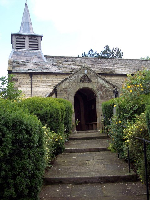 St Aidan's Church, Gillamoor - Porch