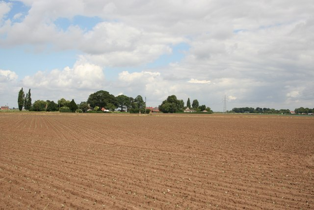 Frieston farmland