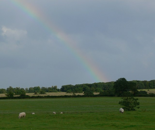 Farmland near South Croxton