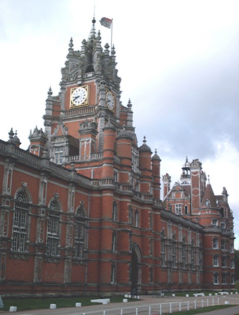 Founder's Hall - Clock Tower and north facade