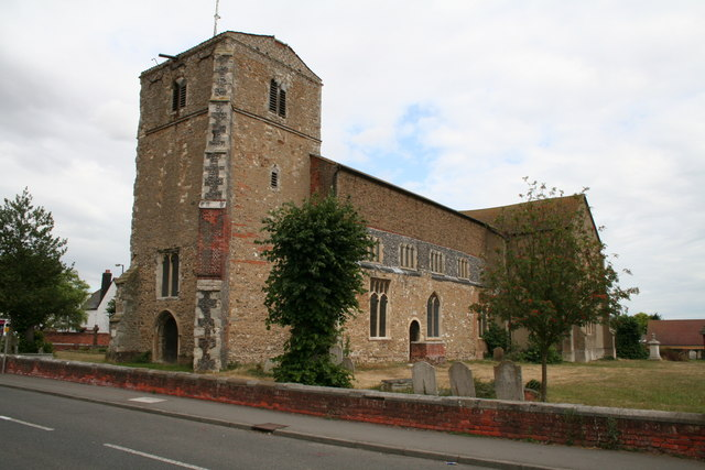 St. Leonard's Church, Southminster, Essex