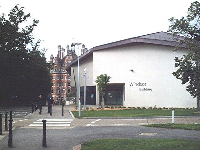 Old and New - Royal Holloway