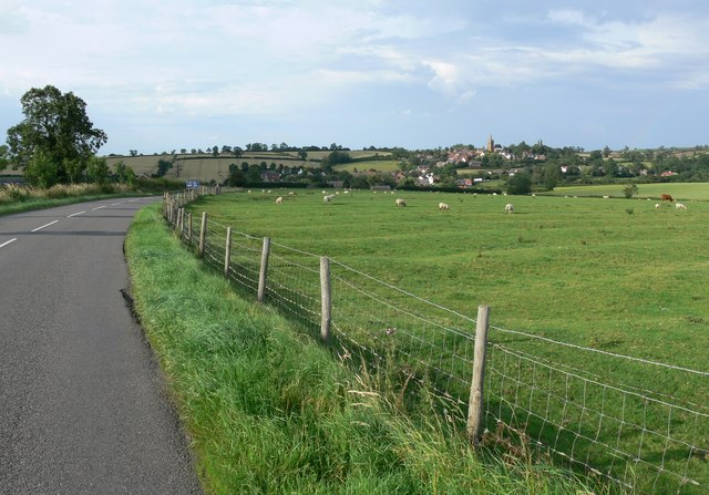 Croxton Road, Leicestershire