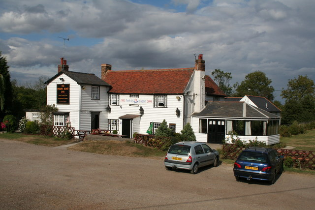 The 'Ferry Boat Inn', North Fambridge, Essex