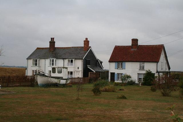 Jeff's Cottages, North Fambridge, Essex