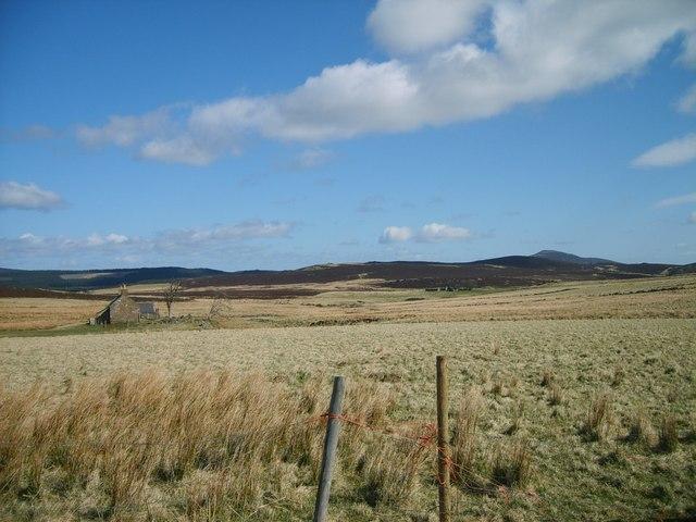 Abandoned Farm Steadings