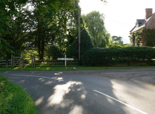 Main Street in Beeby