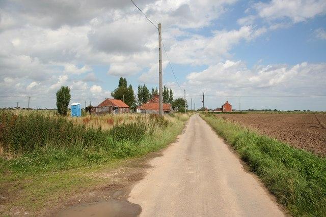 Barneyfield Road