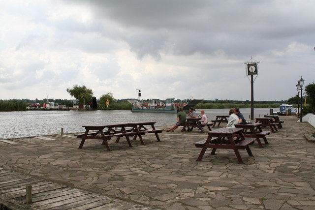 Terrace by the River Yare