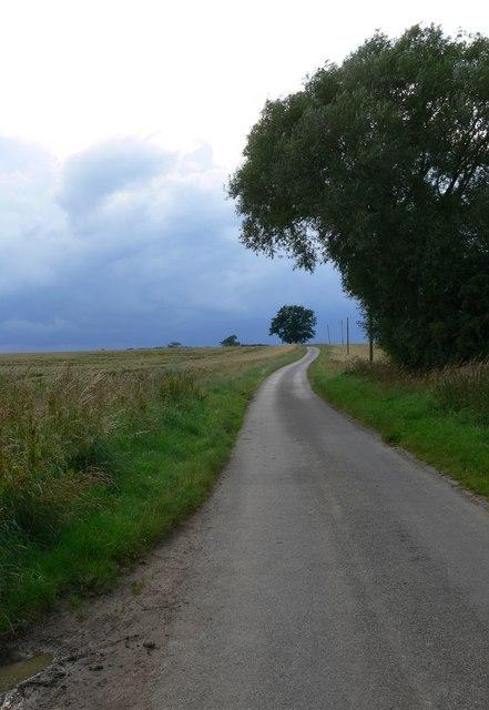 Syston Road, near South Croxton