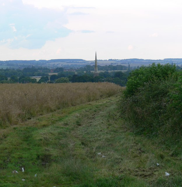 Public Footpath to Queniborough