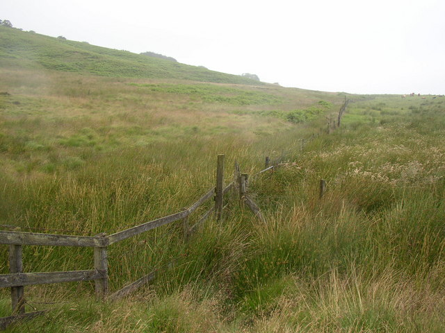 The edge of the moor, off Deer Hill Bents Road, Meltham