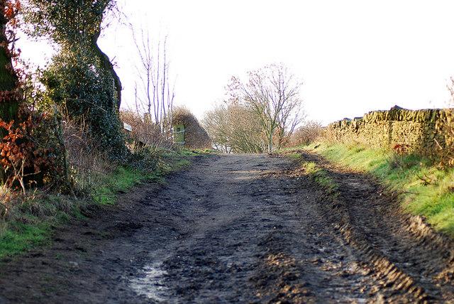 Gilthwaites Lane