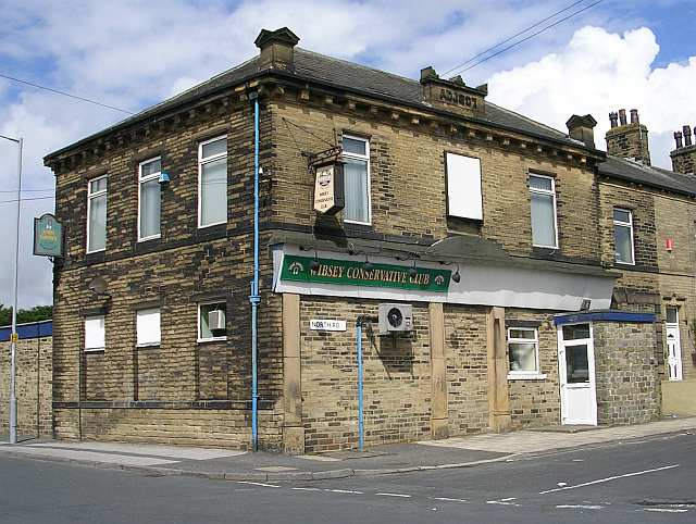 Wibsey Conservative Club - North Road