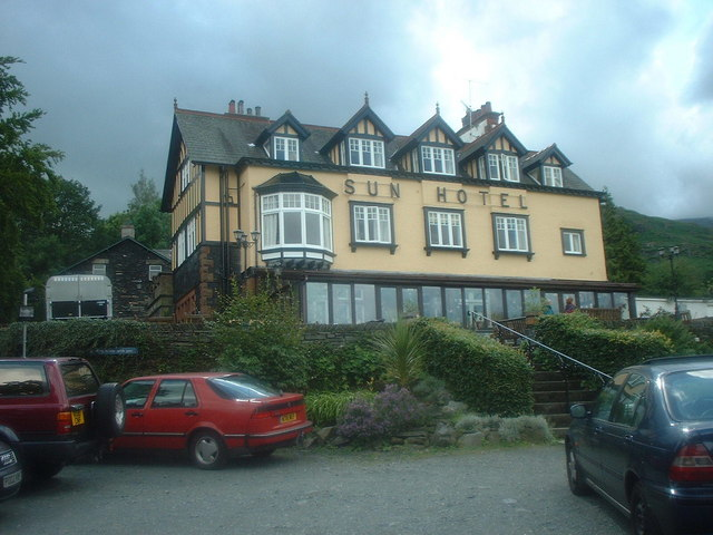 The Sun Hotel, Coniston