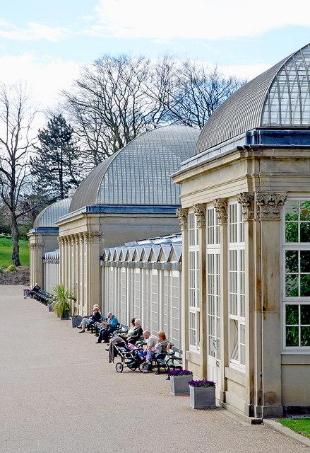 Sheffield Botanical Gardens - Pavilion
