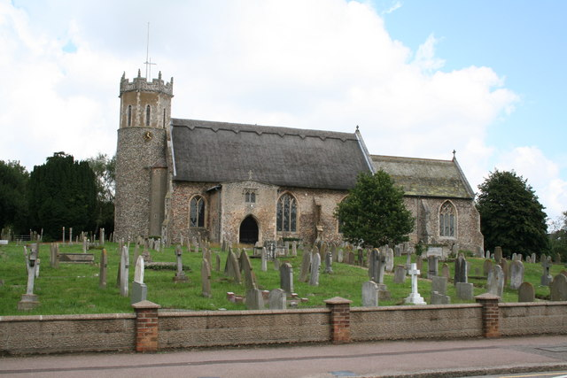 St. Edmund's Church, Acle, Norfolk