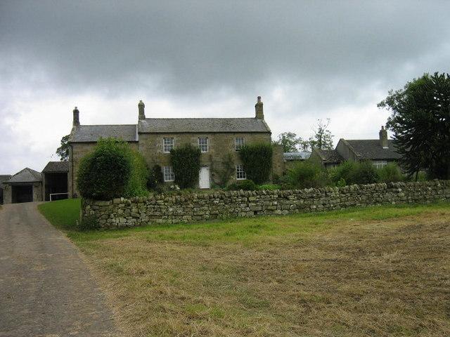 Fairnley Farmhouse